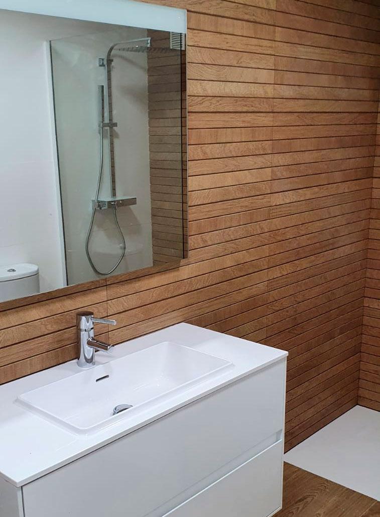 Reforma cuarto de baño en Málaga | Midriacon